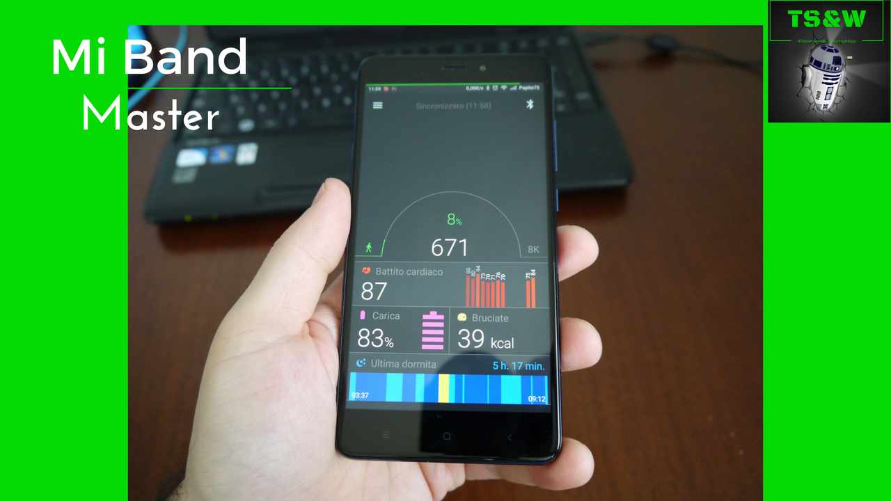 master for mi band pro apk
